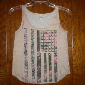 American Rag Cie Size Medium Tank Top